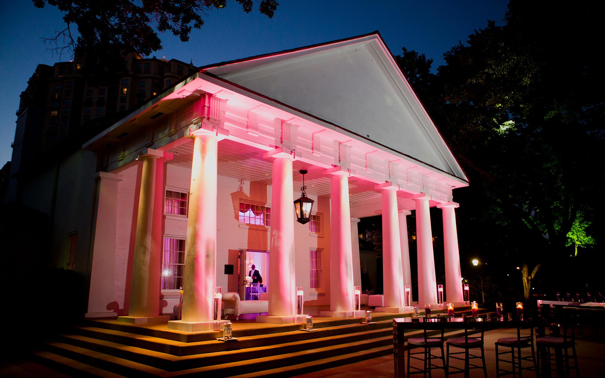Arlington Hall photo courtesy of F8